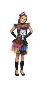 Déguisement Princesse Skeleton Halloween