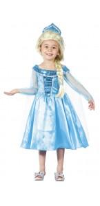 Déguisement Princesse Winter 3/4ans