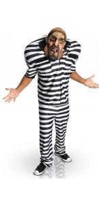 Déguisement Prisonnier Big Bruizer