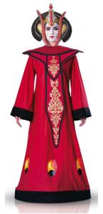 Déguisement Reine Amidala luxe taille standard
