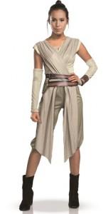 Déguisement Rey luxe femme taille standard