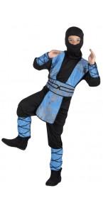 Déguisement Royal Ninja garçon 7/9 ans