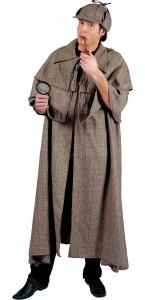 Déguisement Sherlock Holmes Inspecteur Rousseau