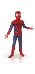 Déguisement Spiderman luxe enfant