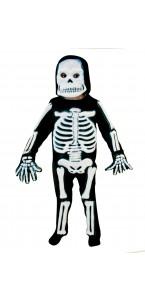 Déguisement Squelette 3D Halloween