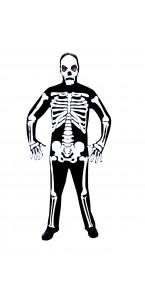 Déguisement Squelette Halloween M/L