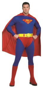 Déguisement Superman adulte adulte taille XL