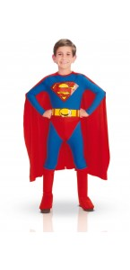 Déguisement Superman enfant