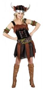 Déguisement Viking femme Freya