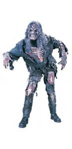 Déguisement Zombie 3 D adulte Halloween taille unique