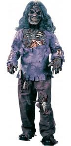 Déguisement Zombie 3 D enfant Halloween