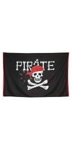 Drapeau Pirate XXL 200 x 300 cm