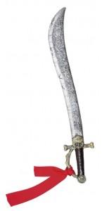 Epée Pirate skullcrusher 82 CM