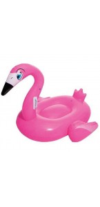 Flamant rose XL gonflable 120 cm