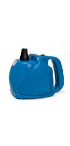 Gonfleur électrique pour ballon PM bleu 18 x 12 x 16 cm