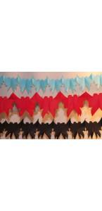 Guirlande Colombe rouge 4 m