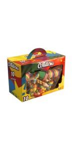 Kit Cotillon 10 personnes en boite