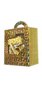 Kit Cotillon pour 10 personnes or
