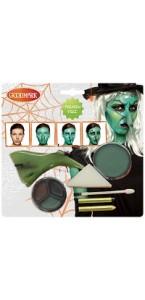Kit maquillage de Sorcière  halloween
