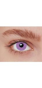 Lentilles iris violet