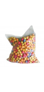 Lot de 1000 Boules dancing multicolores