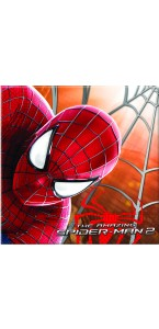 Lot de 20 serviettes jetables amazing spiderman 2