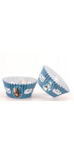 Lot de 50 Caissettes pour cupcake Star Wars  5 cm x 3 cm