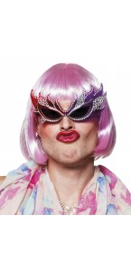 Lunettes Drag Queen