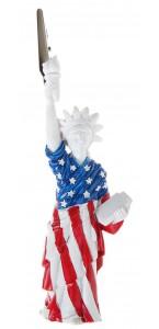 Marque place Statue de la Liberté