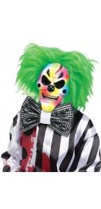 Masque Clown couleurs changeantes led Halloween