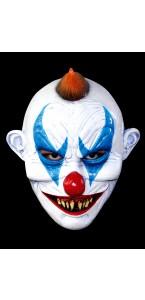 Masque de clown intégral Halloween