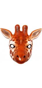 Masque de Girafe PVC