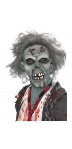 Masque de zombie Halloween