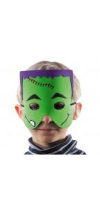 Masque EVA Frankeinstein Halloween enfant