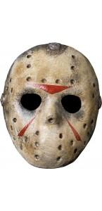 Masque Jason luxe en mousse adulte