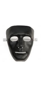 Masque neutre noir