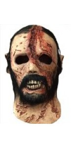 Masque The Walking Dead Beard Walker Halloween