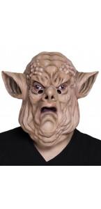 Masque Troll en Latex Halloween