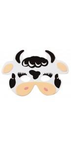 Masque vache  enfant