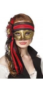 Masque Venice Donna pirate