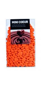 Mini Cœur chocolat Capucine  500 gr