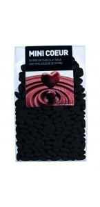 Mini Cœur Noir chocolat  500 gr