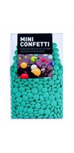 Mini Confetti Turquoise chocolat au lait 200 gr