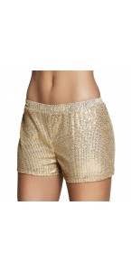 Mini short sequins or taille M