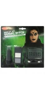 Palette de maquillage sorcière