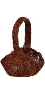 Panier chocolat sisal