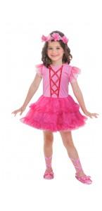 Panoplie Danseuse avec accessoires 3/6 ans