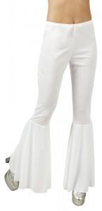 Pantalon Pat d'eph stretch blanc taille M