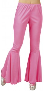 Pantalon Pat d'eph stretch rose taille M