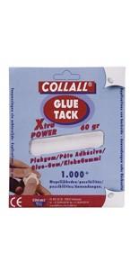 Pâte adhésive Glue Tack 60 gr